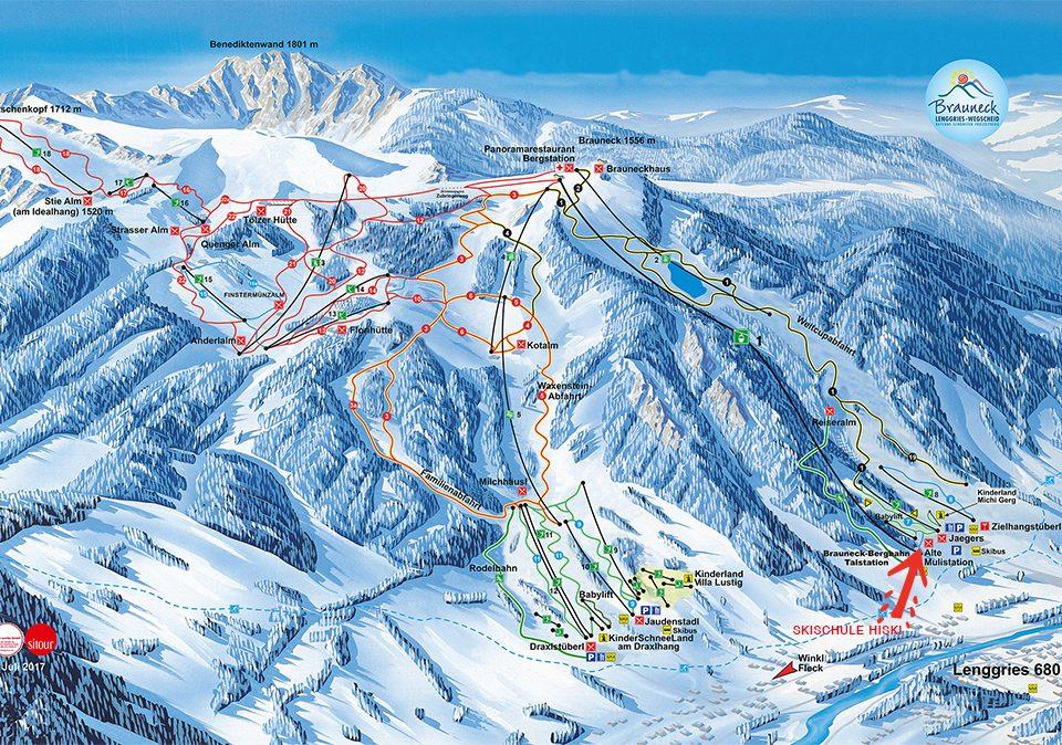 2017 2018 Skiregion Brauneck Wegscheid hiski web